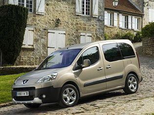 Peugeot Partner 2 generacji
