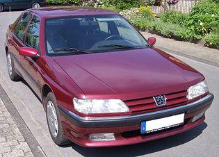 Peugeot 605 1 generacji [FL]