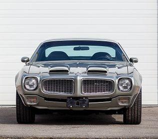 Pontiac Firebird 2 generacji