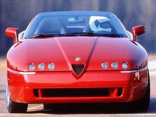 Alfa Romeo Proteo Concept