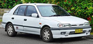 Nissan Pulsar N14
