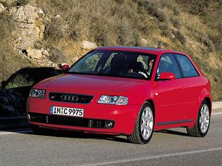 Audi S3 8l Dane Techniczne Opinie Ceny Autokultpl