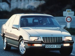 Opel Senator 2 generacji