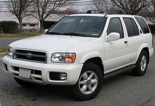 Nissan Pathfinder R50 [FL]