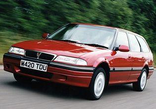 Rover 200 Series R8