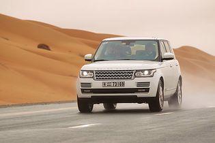 Land Rover Range Rover 4 generacji