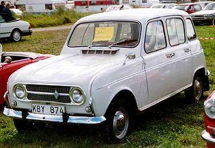 Renault 4 1 generacji [FL]