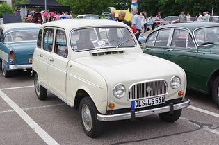 Renault 4 1 generacji