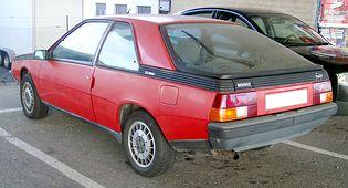 Renault Fuego 1 generacji [FL]