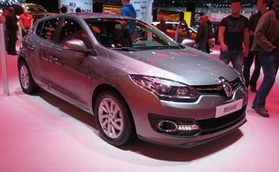 Renault Megane 3 generacji [2FL]