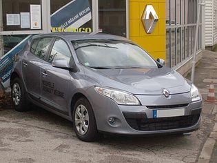 Renault Megane 3 Generacji Dane Techniczne Opinie Ceny Autokult Pl