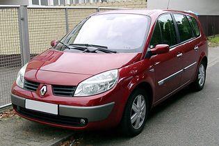Renault Scenic 2 generacji