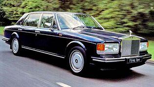 Rolls-Royce Flying Spur