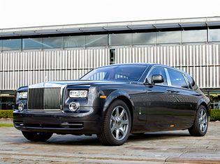 Rolls-Royce Phantom 7 generacji