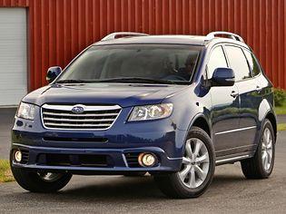 Subaru Tribeca 2 generacji