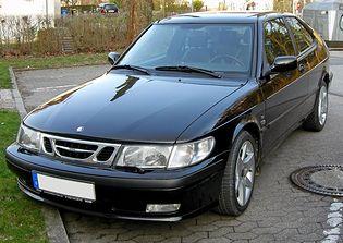 Saab 9-3 1 generacji