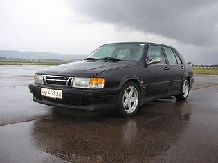 Saab 9000 1 generacji