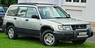 Subaru Forester 1 generacji