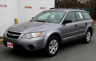 Subaru Outback 3 generacji