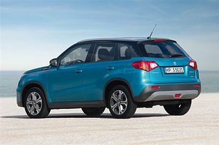 Suzuki Vitara 4 generacji