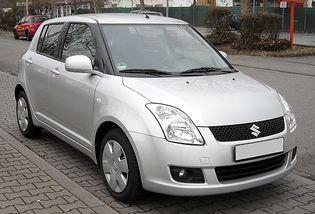 Suzuki Swift 3 generacji