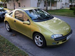 Opel Tigra 1 generacji