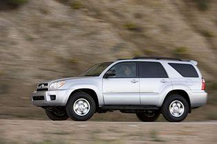 Toyota 4Runner 4 generacji
