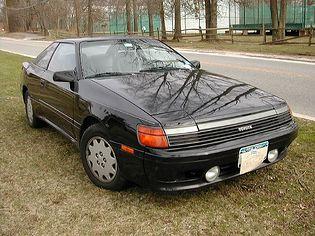 Toyota Celica 4 generacji