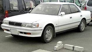Toyota Chaser X80
