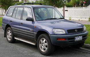 Toyota RAV4 1 generacji