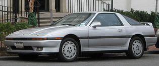 Toyota Supra Mark III