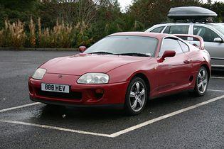Toyota Supra Mark IV