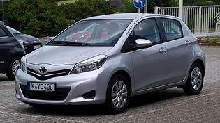 Toyota Yaris 3 generacji