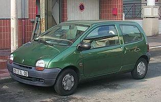 Renault Twingo 1 generacji