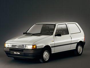 Fiat Uno 2 generacji