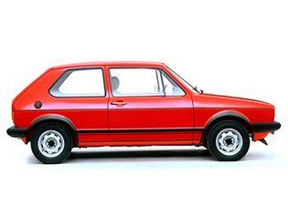 Volkswagen Golf 1 generacji