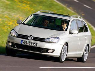 Volkswagen Golf 6 generacji