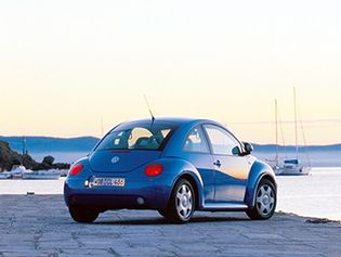 Volkswagen Beetle 1 generacji