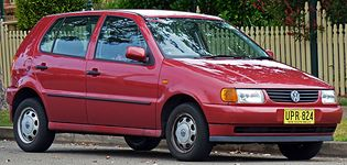 Volkswagen Polo 3 generacji