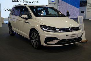 Volkswagen Touran 2 generacji