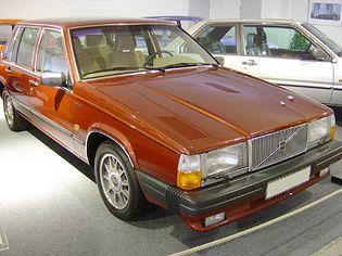 Volvo 760