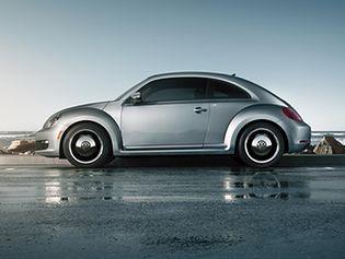 Volkswagen Beetle 2 generacji