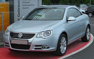 Volkswagen Eos 1 generacji