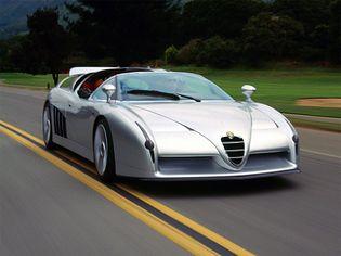 Alfa Romeo Scighera Concept