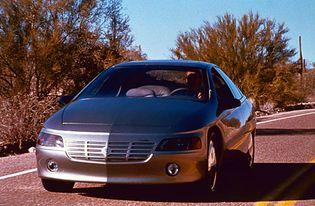 Cadillac Aurora Concept