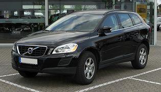 Volvo XC60 1 generacji