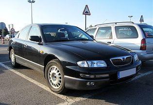 Mazda Xedos 9 1 generacji
