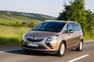 Opel Zafira C Dane Techniczne Opinie Ceny Autokult Pl
