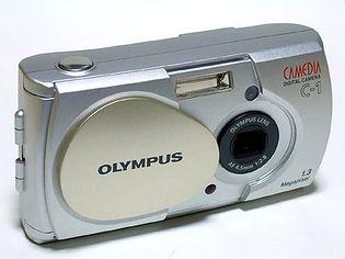 Olympus C-1 (D-100)
