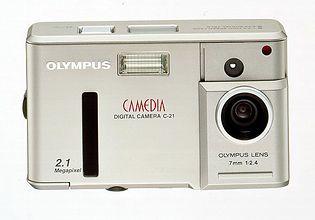 Olympus C-21
